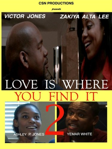 Love Is Where You Find It - 2 front-634066