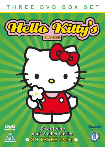 Hello Kitty's Paradise - Streetwise & 15 Other Stories [DVD]