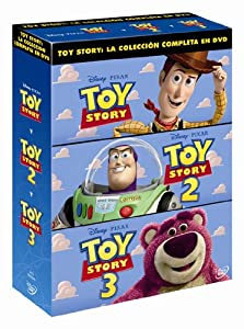 Spain-Toy Story 1-3 Bd [Blu-ray]