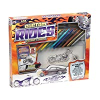 Custom Rides Design Studio By Smartlab Toys