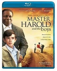 Master Harold... and the Boys [Blu-ray]