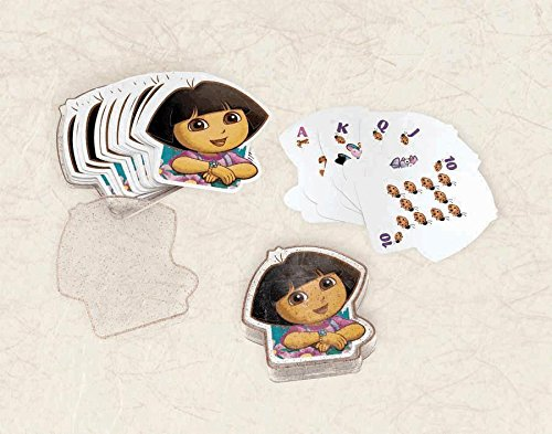 Dora Playing Cards (1 per package) - 1