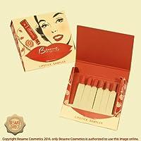 Carmine & Coral Lipstick Sampler