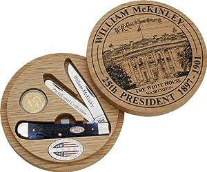 Presidential Dollar Mckinley Set Com by Case