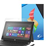 Lumii Ark High Quality Screen Protector Film for Microsoft Surface Pro Tablet - Clear - 3 Packs