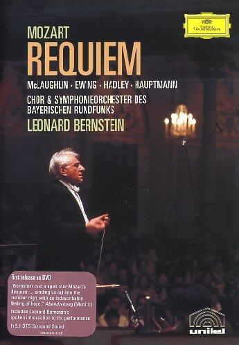 Mozart: Requiem - Bayerischen Rundfunks Choir [DVD] [2006]