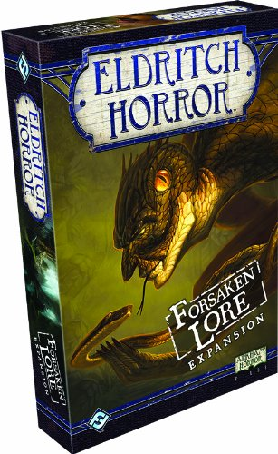 Eldritch Horror: Forsaken Lore Board Game Expansion