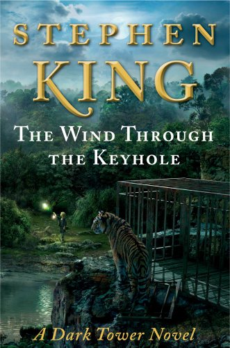 Featured Author of the Month: Stephen King and New Dark Tower Novel 'The Wind Through the Keyhole'