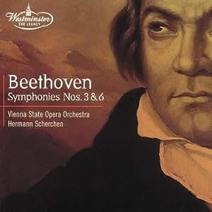 Beethoven:Symphonies Nos 3 & 6