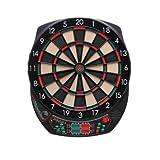 """Stamm Sports Dartboard Cardiff II, schwarz, D74607von """"Stamm Sports"""""""