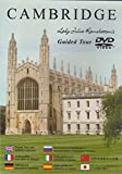 CAMBRIDGE - Lady Julia Ramsbottom's guided tour DVD
