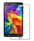 Lakko Samsung Galaxy Tab 4 7.0 SoftBank 強化ガラスフィルム 7インチ T230 ギャラクシー タブレット4 液晶保護 日本板硝子社国産ガラス採用