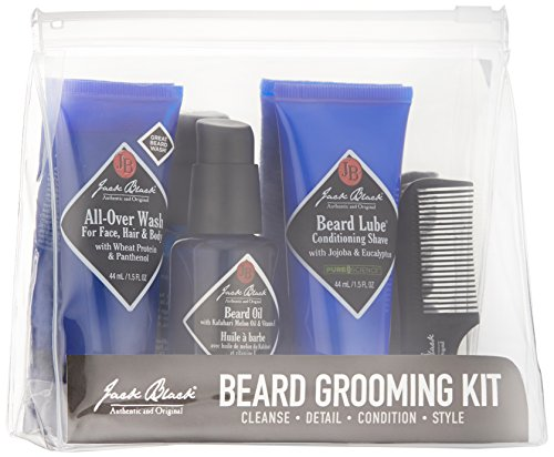 jack black beard grooming kit health beauty personal care shaving. Black Bedroom Furniture Sets. Home Design Ideas