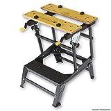 Dual Height Folding Workbench