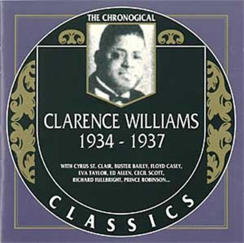 1934-1937 by Clarense Williams
