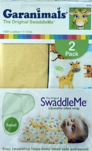 Garanimals The Original SwaddleMe Small Yellow