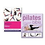 Jo Ferris The Pilates Bible Collection 2 Books Set (The Most comprehensive and The Definitive Guide to Pilates Exercises) (