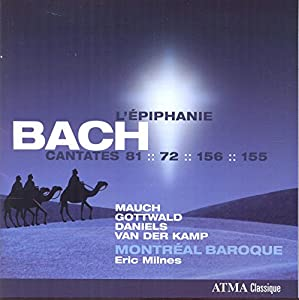 Bach, The Sacred Cantatas, vol