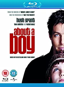 About a Boy [Blu-ray] [Import]