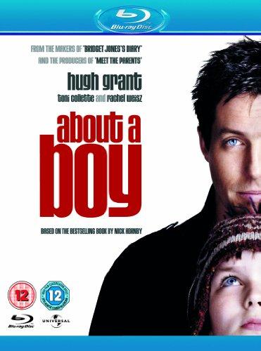 ��� ������� / About a Boy (2002) BDRip [720p]