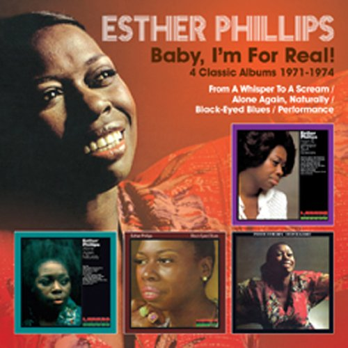 Esther Phillips-Baby Im For Real 1971-1974-2CD-2014-FTD Download