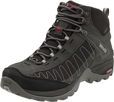 Buy Teva Mens Raith Storm Mid Waterproof Hiking Boot by Teva