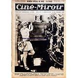 CINE MIROIR [No 426] du 20/12/1929 - BESSIE LOVE DANS BROADWAY MELODY - CHARLES ROGERS ET NANCY CARROLL DANS MON...