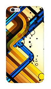 SWAG my CASE PRINTED BACK COVER FOR APPLE IPHONE 6 PLUS Multicolor