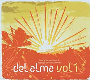 del alma vol 1 various artists musique. Black Bedroom Furniture Sets. Home Design Ideas