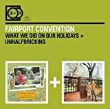 What We Did on Out Holiday/Unhalfbricking by Fairport Convention