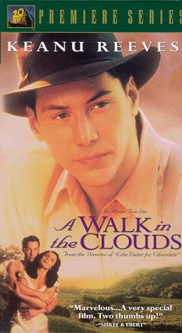 Walk in the Clouds [VHS]