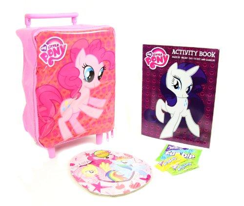 My Little Pony licencia Cesta Mini mochila con ruedas por TOONTOY