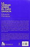 Image of La Verdad Sobre El Caso Savolta (Booket Austral)