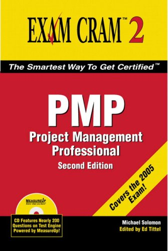 PMP Exam Cram 2 (2nd Edition) (Pmp Package compare prices)