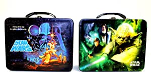1 - STAR WARS TIN LUNCH BOX Carry-All