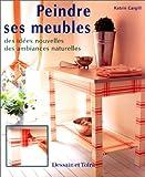echange, troc Katrin Cargill - Peindre ses meubles
