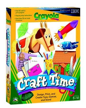 Crayola Craft Time