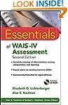 Essentials of WAIS-IV Assessment (Ess...