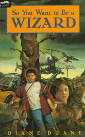 Image for So You Want to Be a Wizard (Young Wizards (Paperback))