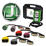 JPRO Professional Heavy Duty Truck Diagnostic Software & Adapter Kit