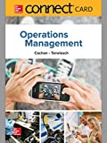 img - for Connect 1-Semester Access Card for Operations Management, 1e book / textbook / text book