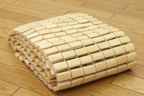 【送料無料】シングルサイズ軽量タイプ竹シーツ『楽快竹』サイズ:82×176cm(#5328130)体感温度、1秒で-3度!イケヒコオンラインストアオリジナル!