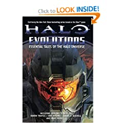 Halo: Evolutions: Essential Tales of the Halo Universe (Halo (Tor Paperback)) by Tobias S. Buckell, Brian Evenson, Jonathan Goff and Kevin Grace