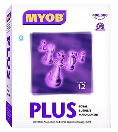 Myob Plus 12