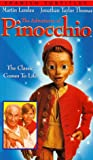 Adventures of Pinocchio [VHS]