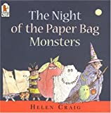 The Night of the Paper Bag Monsters (Halloween) (0763620378) by Craig, Helen