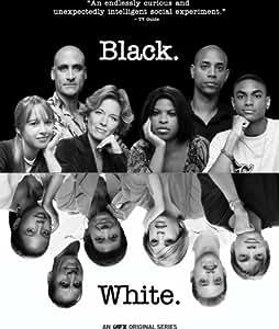 Black. White.