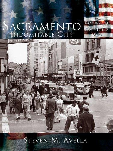 Sacramento: Indomitable City (Amazon Local Sacramento compare prices)