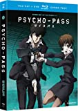 PSYCHO-PASS サイコパス: シーズン1 Pt.1 北米版 / Psycho-Pass: Season One Part One [Blu-ray+DVD] [Import] -