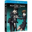Psycho-Pass: Part One (Blu-ray/DVD Combo)